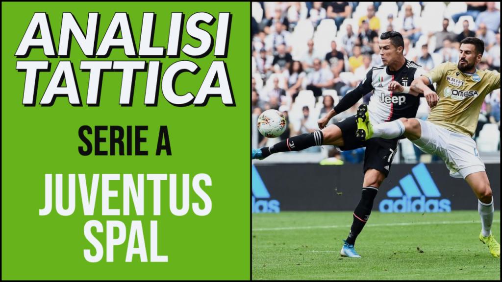Juventus spal serie a