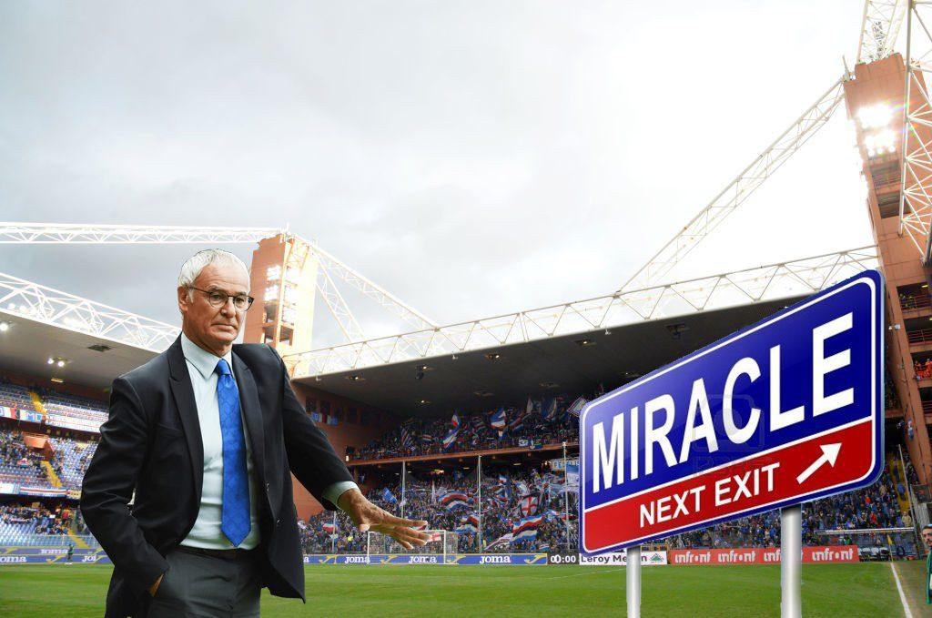 Ranieri Sampdoria