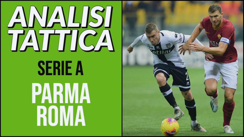 Parma roma serie a